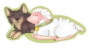 dcco__the_wolf_and_the_lamb_by_shy_rox-d5ws7cg